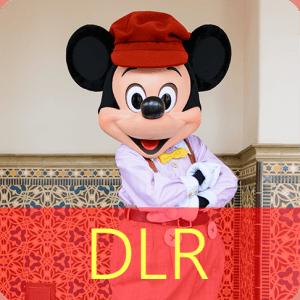DLR ディズニーランドリゾート