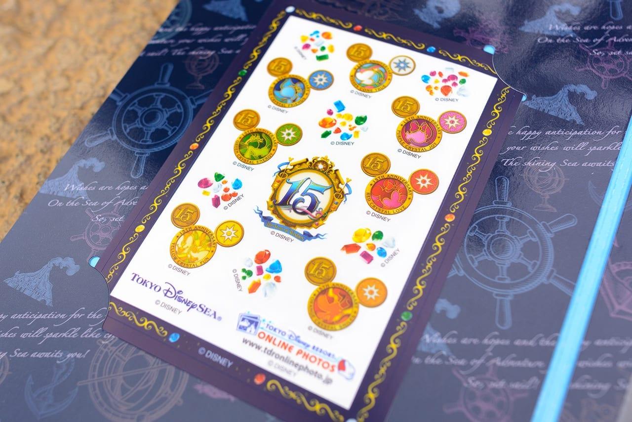 TDS バケーションパッケージ「東京ディズニーシーの15周年アニバーサリーコスチュームのディズニーキャラクターと触れ合う 2DAYS」