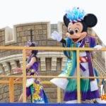 「彩涼華舞」の物語とコスチュームを紹介!東京ディズニーランド「ディズニー夏祭り」2016