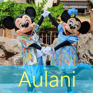 Aulani アウラニ・ディズニー・リゾート&スパ コオリナ・ハワイ