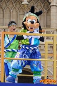 TDL ディズニー夏祭り 2016 彩涼華舞 マックス
