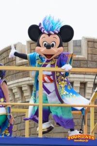 TDL ディズニー夏祭り 2016 彩涼華舞 ミッキーマウス