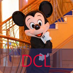 DCL ディズニークルーズライン