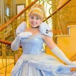 ディズニークルーズラインでプリンセスとグリーティング「Princess Gathering(プリンセス・ギャザリング)」/世界一周レポート120