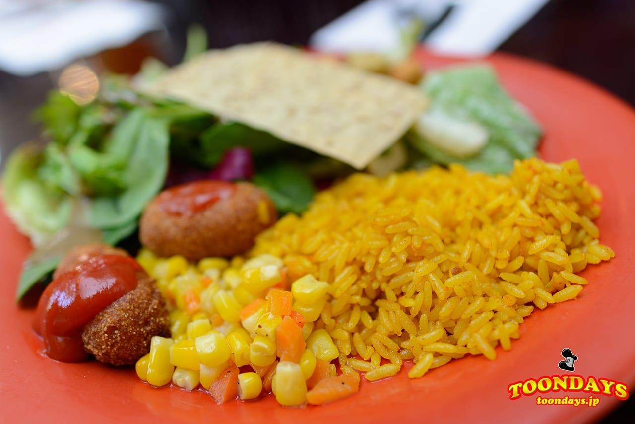 WDW アニマルキングダム アフリカ タスカーハウス・レストラン (5)