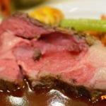 肉厚のステーキや新鮮マグロとアボカド料理も!ディズニー・ワンダー号のパロット・ケイのディナー/世界一周レポート118