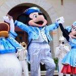 祝東京ディズニーシー15周年アニバーサリー!記念セレモニー&ウェルカムグリーティング
