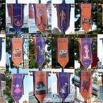 【全キャラ紹介】TDS「ディズニー・ハロウィーン2016」アメリカンウォーターフロントのヴィランズバナー