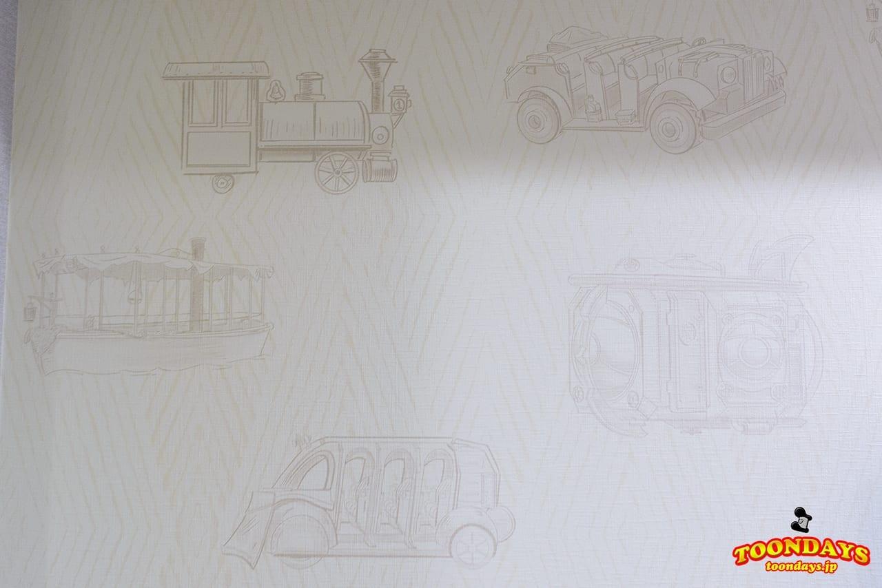 ライドが描かれた壁紙