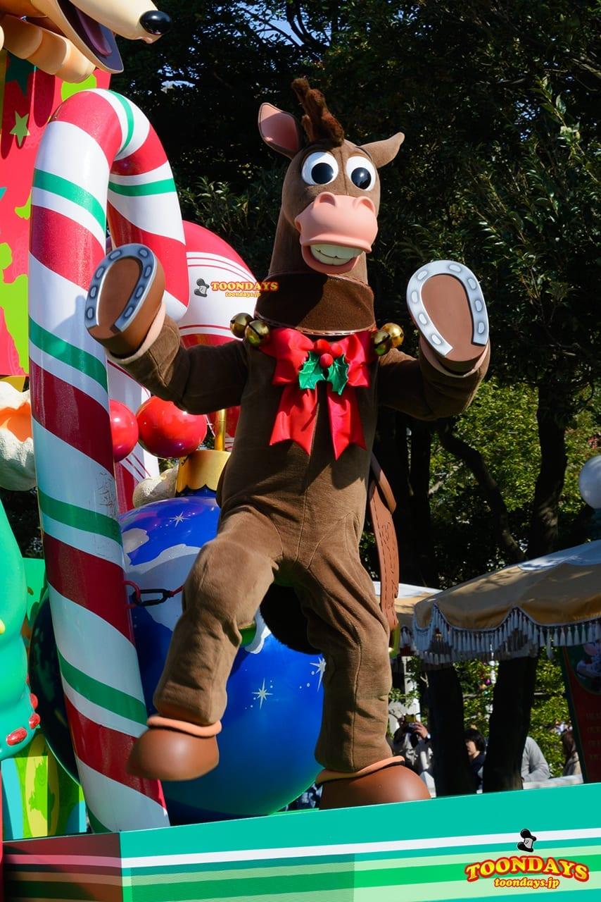 TDL クリスマス・ファンタジー 2016 ディズニー・クリスマス・ストーリーズ ブルズアイ