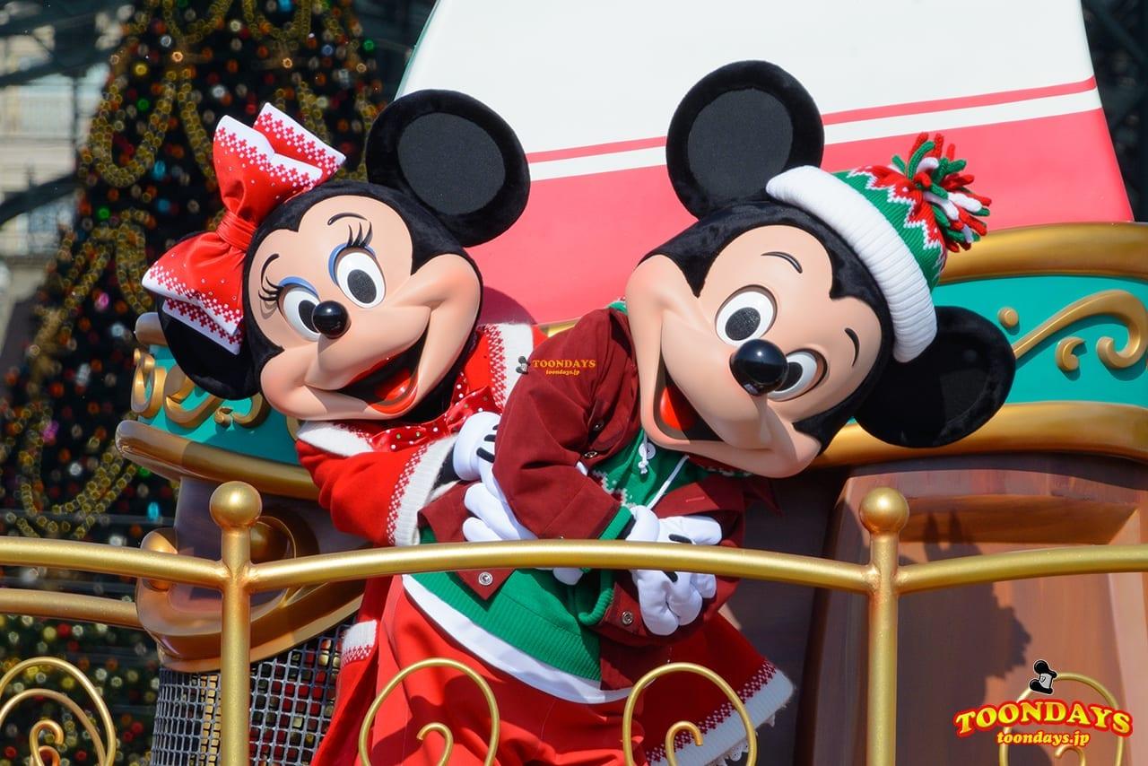 完全版】tdl「ディズニー・クリスマス・ストーリーズ2016」の物語&登場