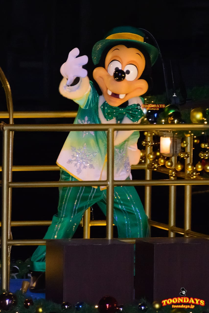 TDS クリスマス・ウィッシュ 2016 カラー・オブ・クリスマス~ナイトタイム・ウィッシュ~ マックス