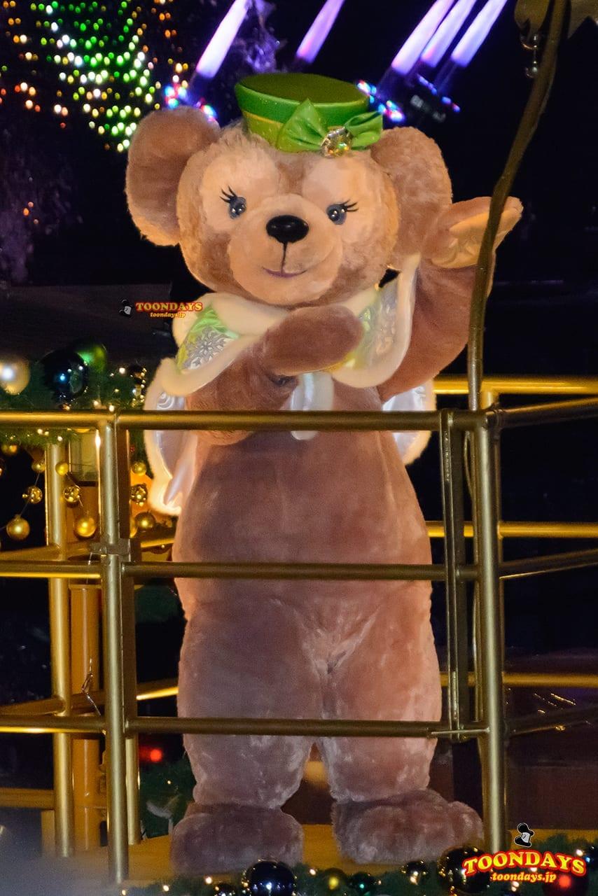 TDS クリスマス・ウィッシュ 2016 カラー・オブ・クリスマス~ナイトタイム・ウィッシュ~ シェリーメイ