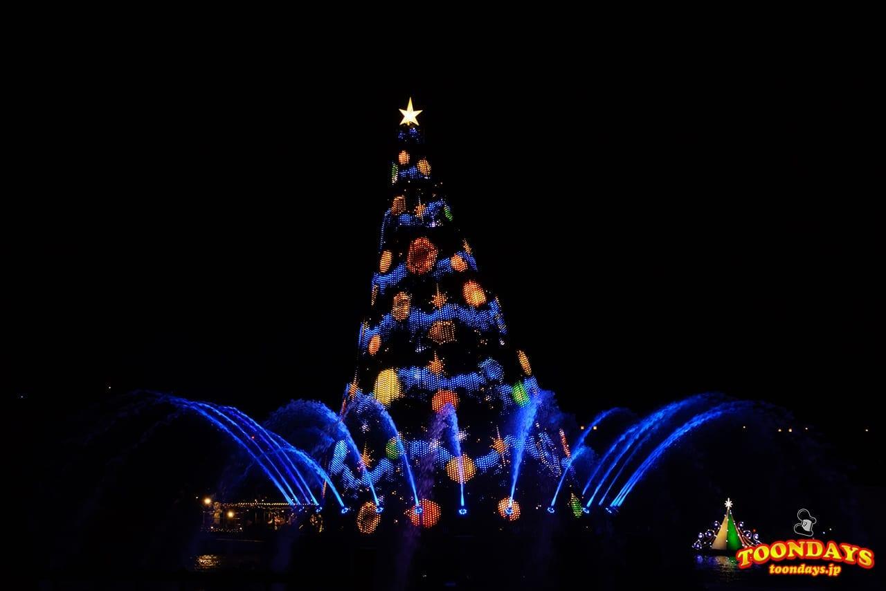 TDS クリスマス・ウィッシュ 2016 カラー・オブ・クリスマス~ナイトタイム・ウィッシュ~