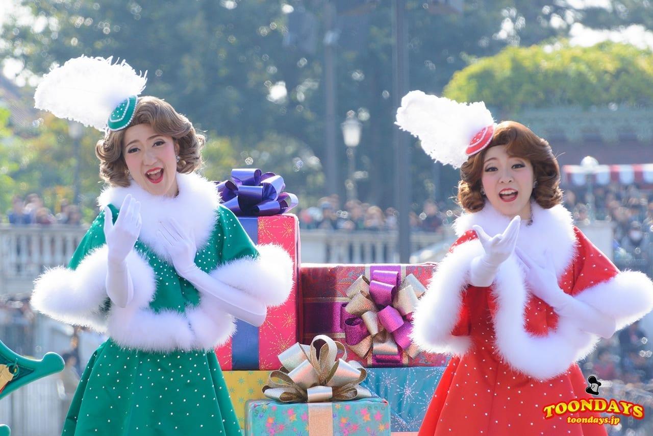 TDS クリスマス・ウィッシュ 2016 パーフェクト・クリスマス ダンサー