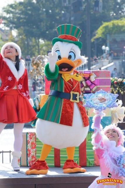 TDS クリスマス・ウィッシュ 2016 パーフェクト・クリスマス スクルージ・マクダック