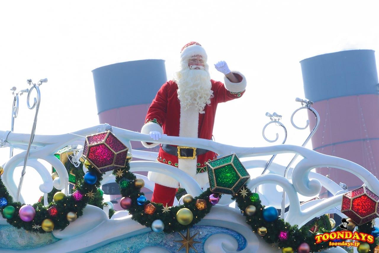 TDS クリスマス・ウィッシュ 2016 パーフェクト・クリスマス