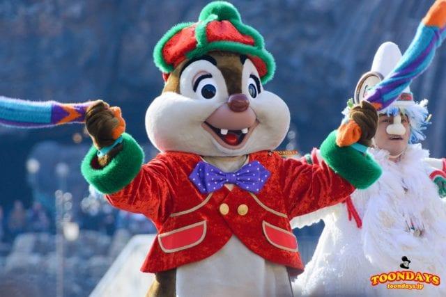 TDS クリスマス・ウィッシュ 2016 パーフェクト・クリスマス デール