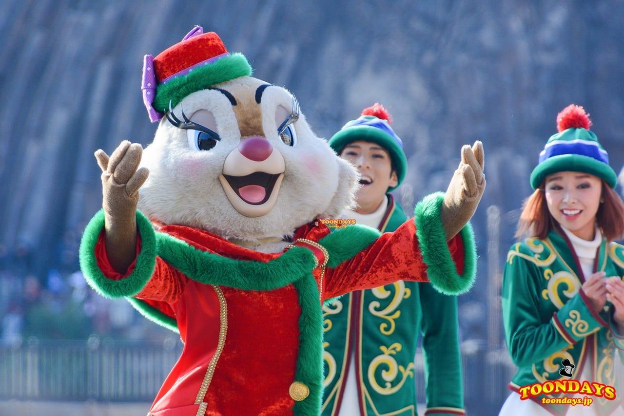 TDS クリスマス・ウィッシュ 2016 パーフェクト・クリスマス クラリス