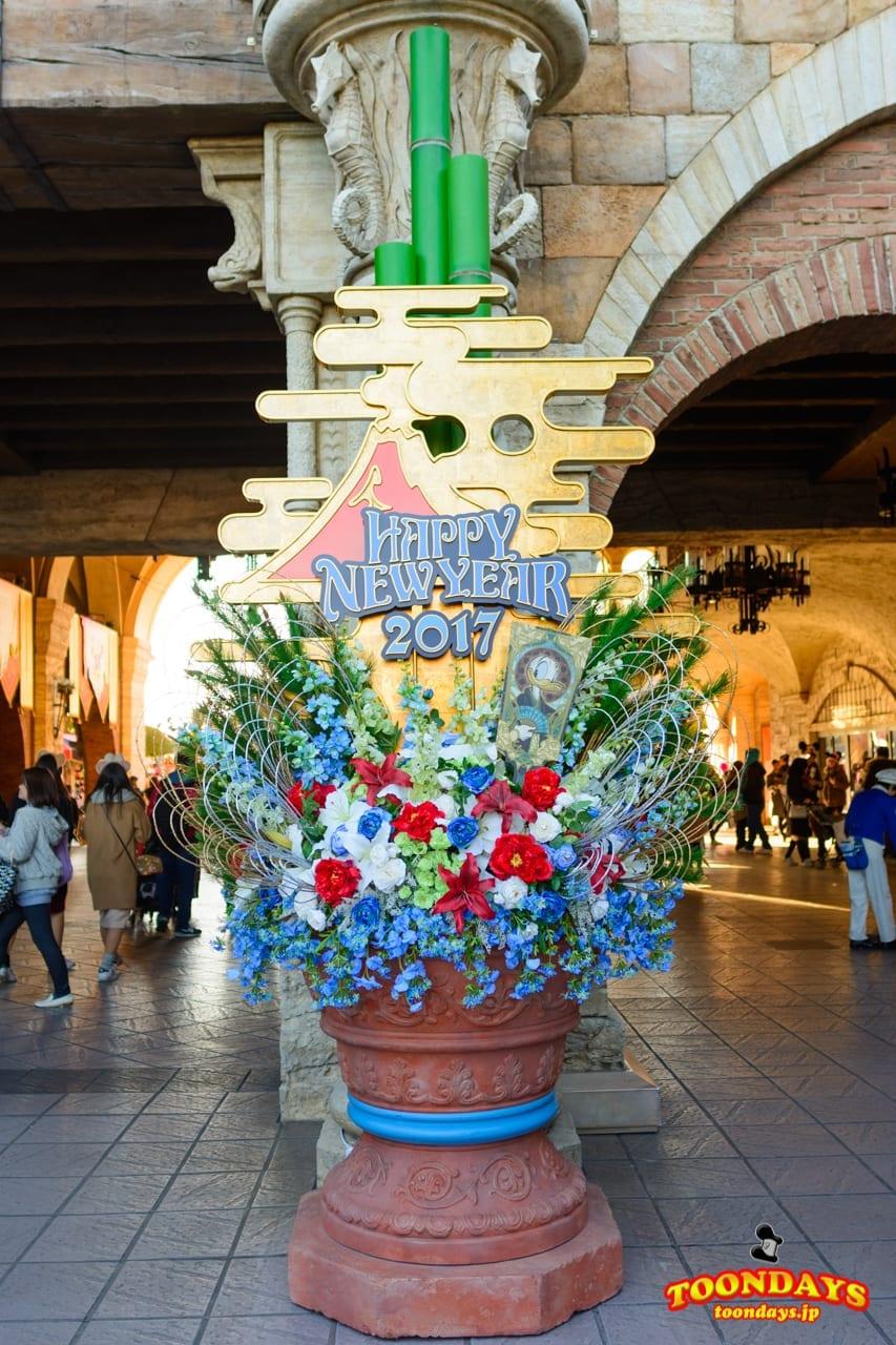 2017年はドナルドの年!東京ディズニーリゾート「お正月イベント」総