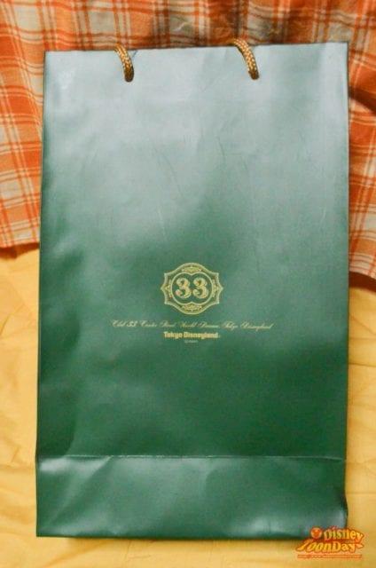 クラブ33の袋