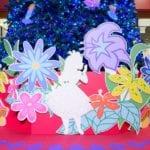 『ふしぎの国のアリス』のクリスマスツリー登場!「ディズニー・クリスタル・マジック」開催の青葉台東急スクエア