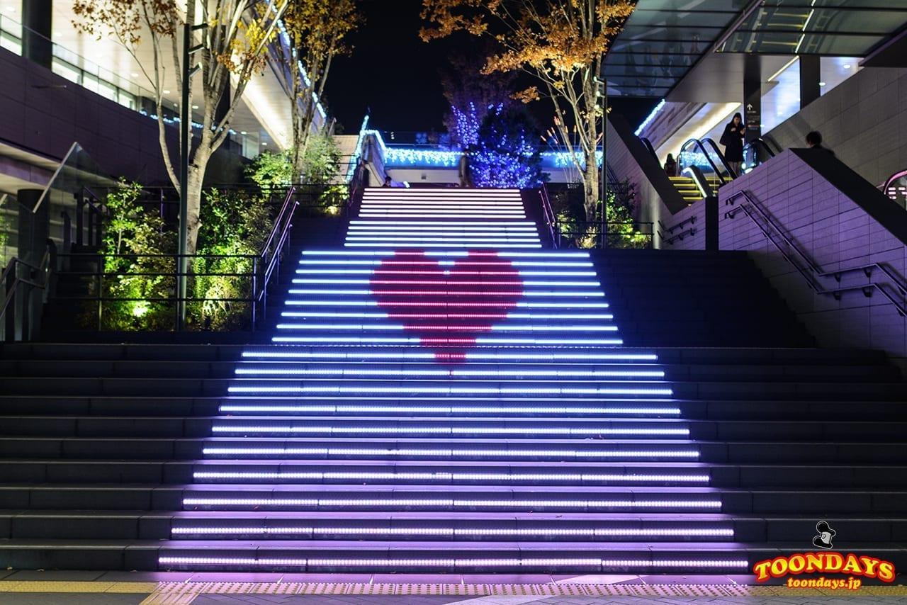 シンデレラの大階段
