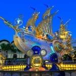 """ついにファイナルイベント!東京ディズニーシー15周年""""ザ・イヤー・オブ・ウィッシュ""""グランドフィナーレ"""
