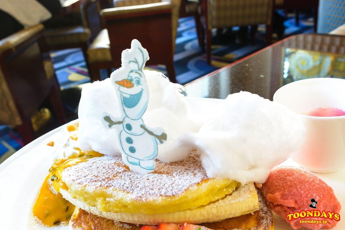オラフ「あこがれの夏」をイメージ!ディズニーアンバサダーホテル