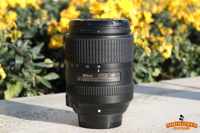 ディズニーで18-300mm望遠レンズを使ってみた