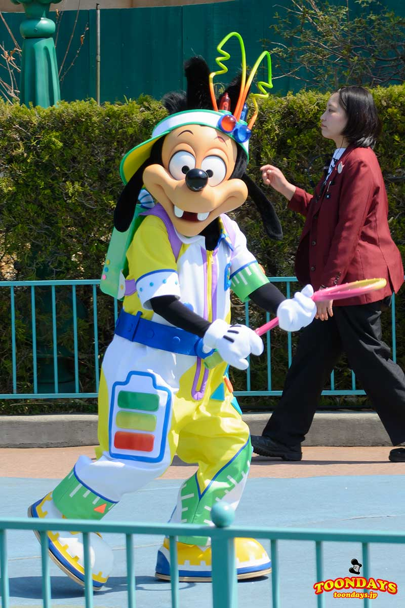TDL ディズニー・イースター 2017 うさたま大脱走! マックス