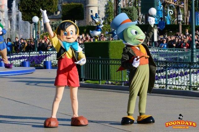 ピノキオの誕生日