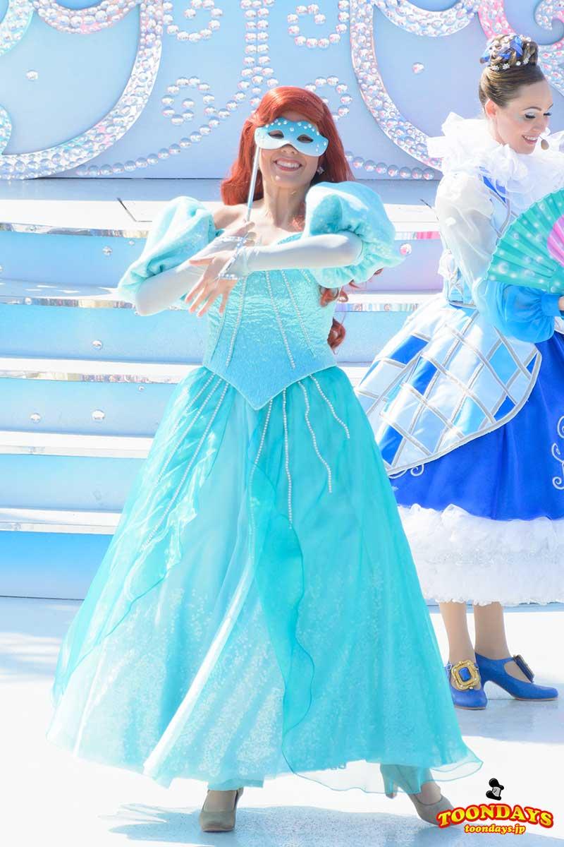 ザ・スターリット・プリンセス・ワルツのアリエル