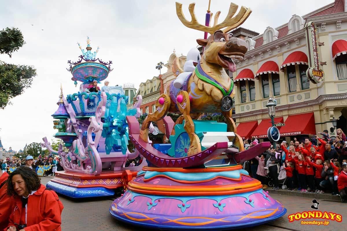 DLP ディズニー スターズ オン パレード 27