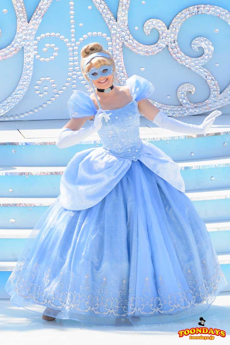 ザ・スターリット・プリンセス・ワルツのシンデレラ