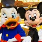 【全キャラ紹介】ミッキーと朝からグリーティング!ディズニーランドパリ「プラザガーデンレストラン」キャラクターブレックファスト