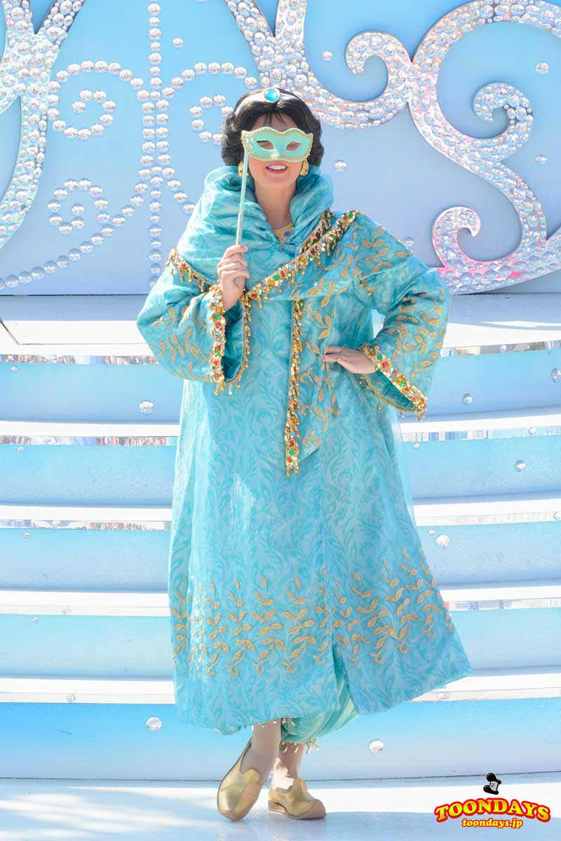 ザ・スターリット・プリンセス・ワルツのジャスミン