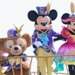 うさ耳のコーデで決まり!東京ディズニーシーのディズニー・イースター2017「ファッショナブルイースター」