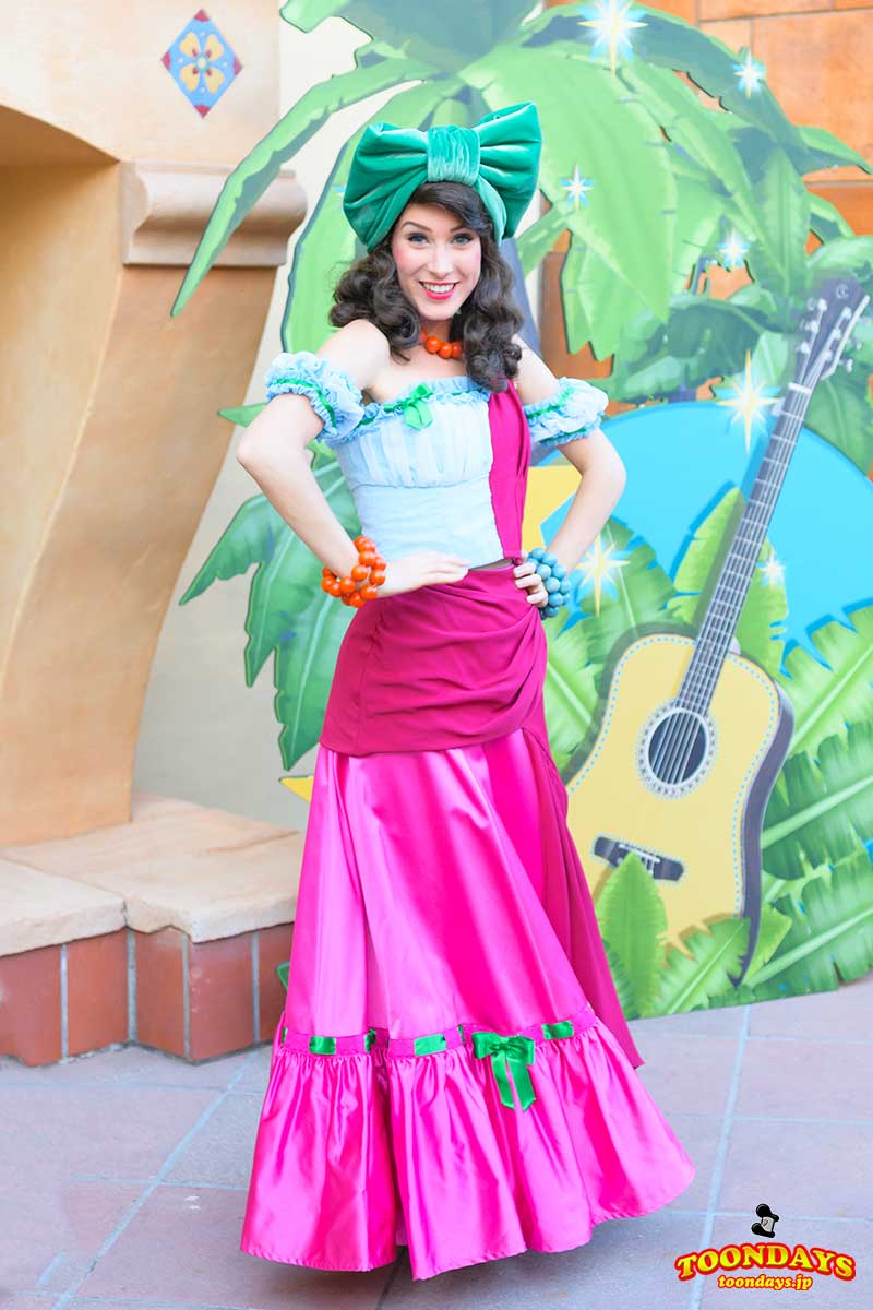 DLP Disney FanDaze グリーティング レディー・ヤヤー
