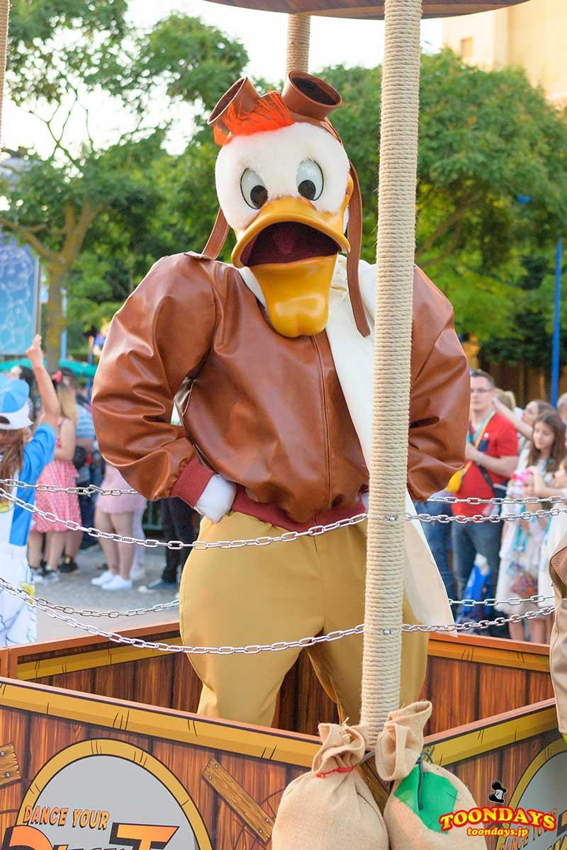 Dance Your DuckTales Paradeのランチパッド・マクワック