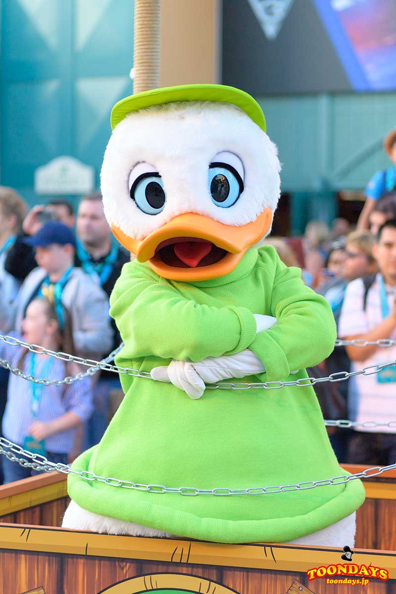 Dance Your DuckTales Paradeのルーイ