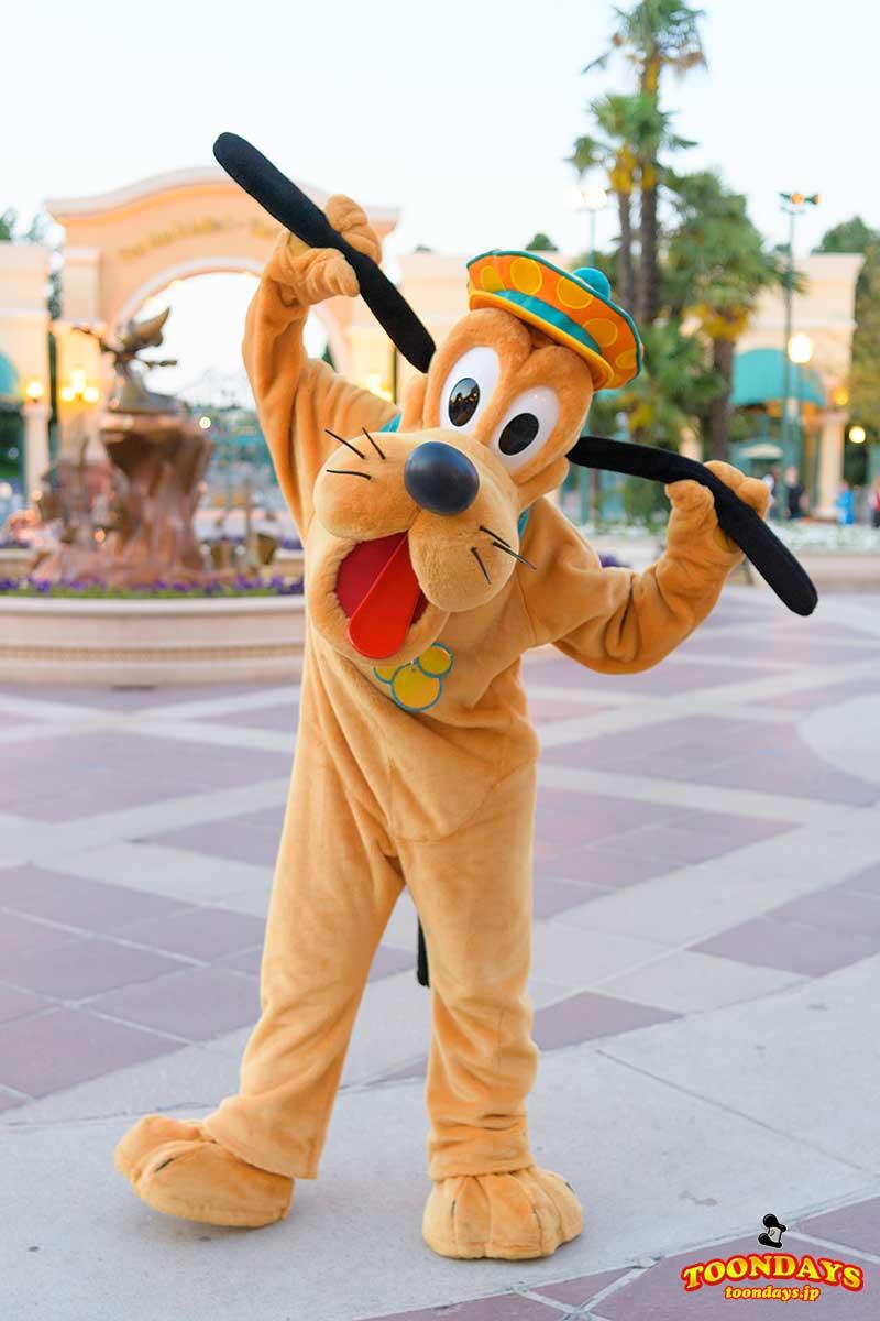 Disney FanDazeコスチュームのプルート