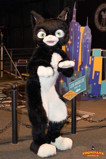 『ボルト』に登場する猫のミトンズ
