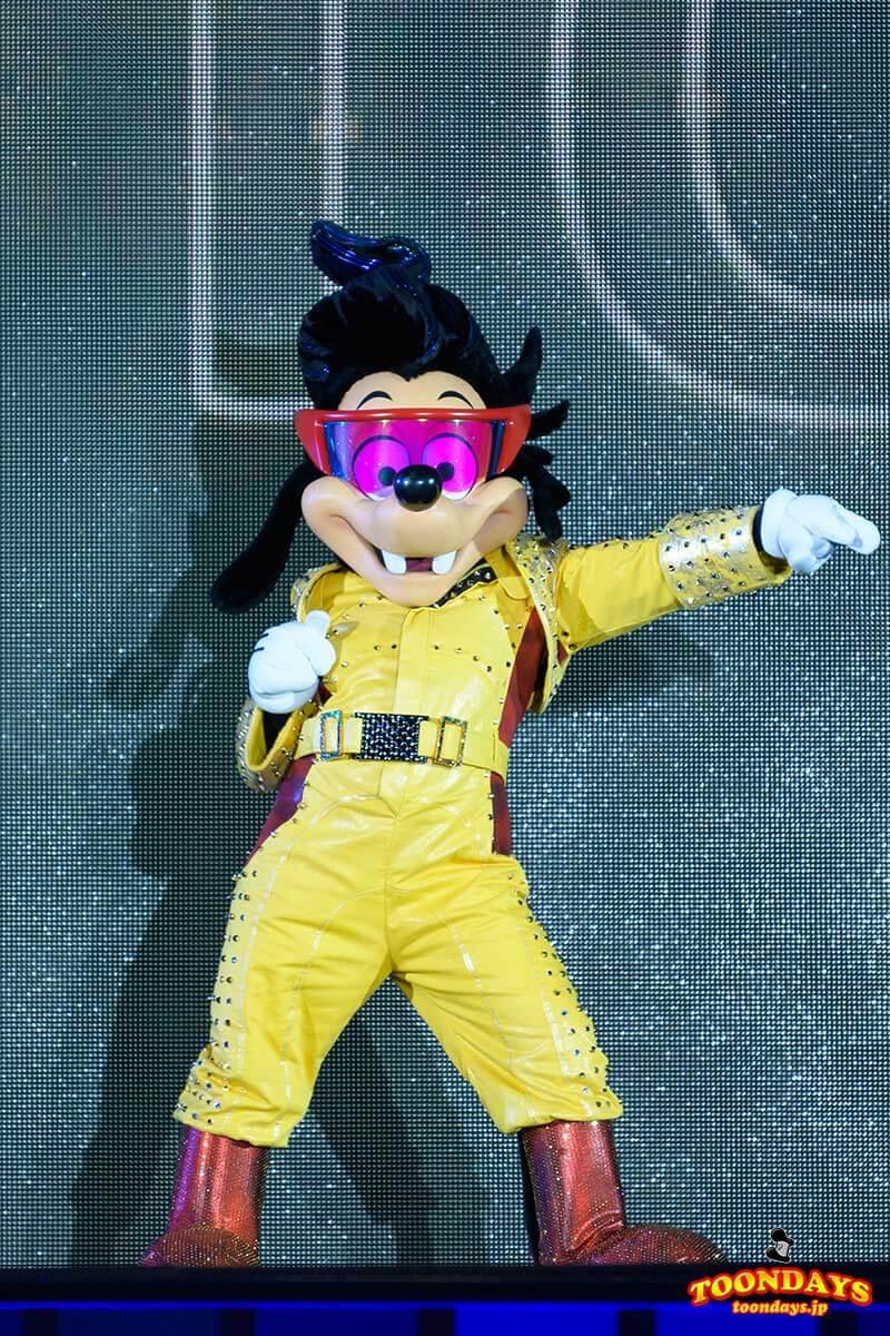 DLP Disney FanDaze マックス パワーライン