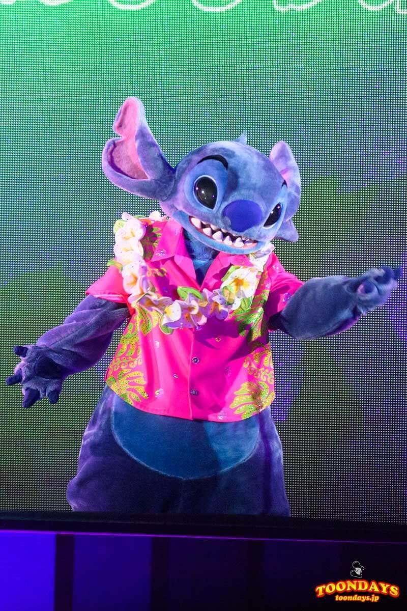 DLP Disney FanDaze スティッチ