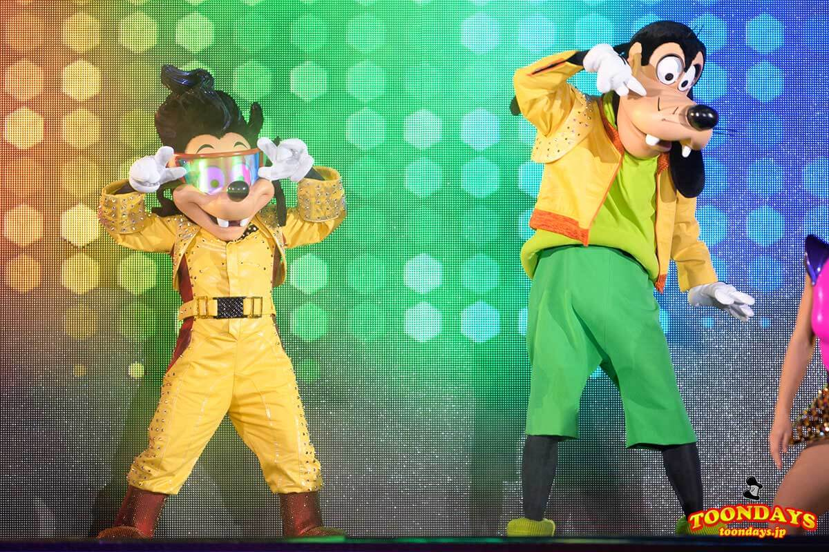 DLP Disney FanDaze グーフィー マックス