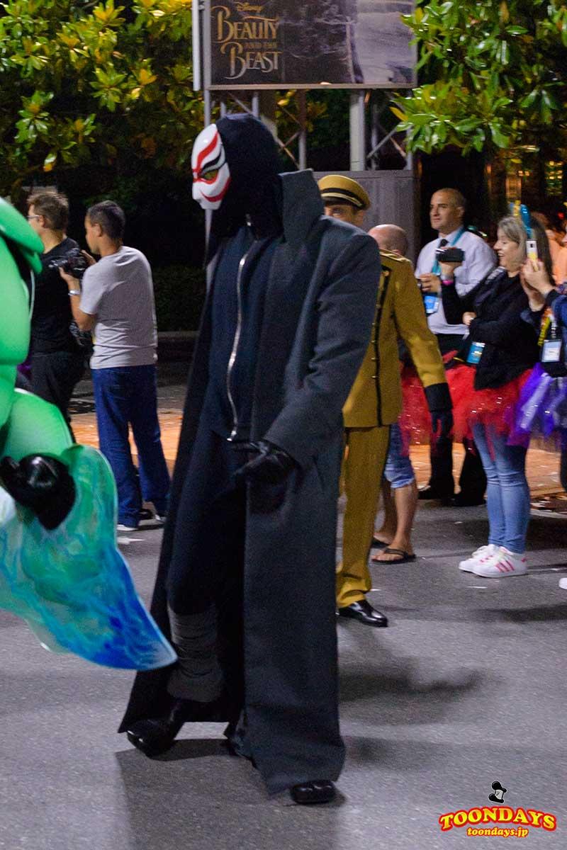 DLP Disney FanDaze グリーティング ヨウカイ