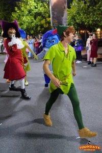 ウォルトディズニースタジオ『ディズニーファンデイズ 』のピーター・パン