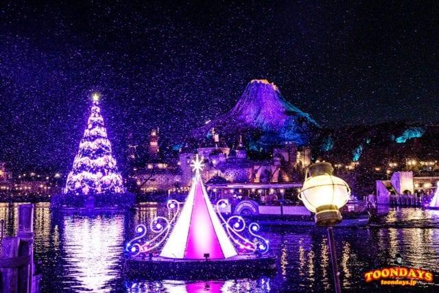 TDS ディズニー・クリスマス