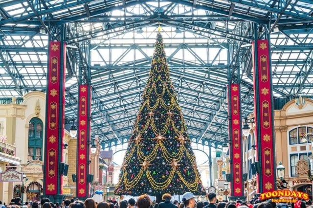 TDL ディズニークリスマス ワールドバザール